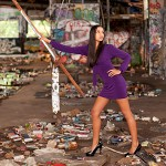 Abandoned Warehouse Fashon Shoot