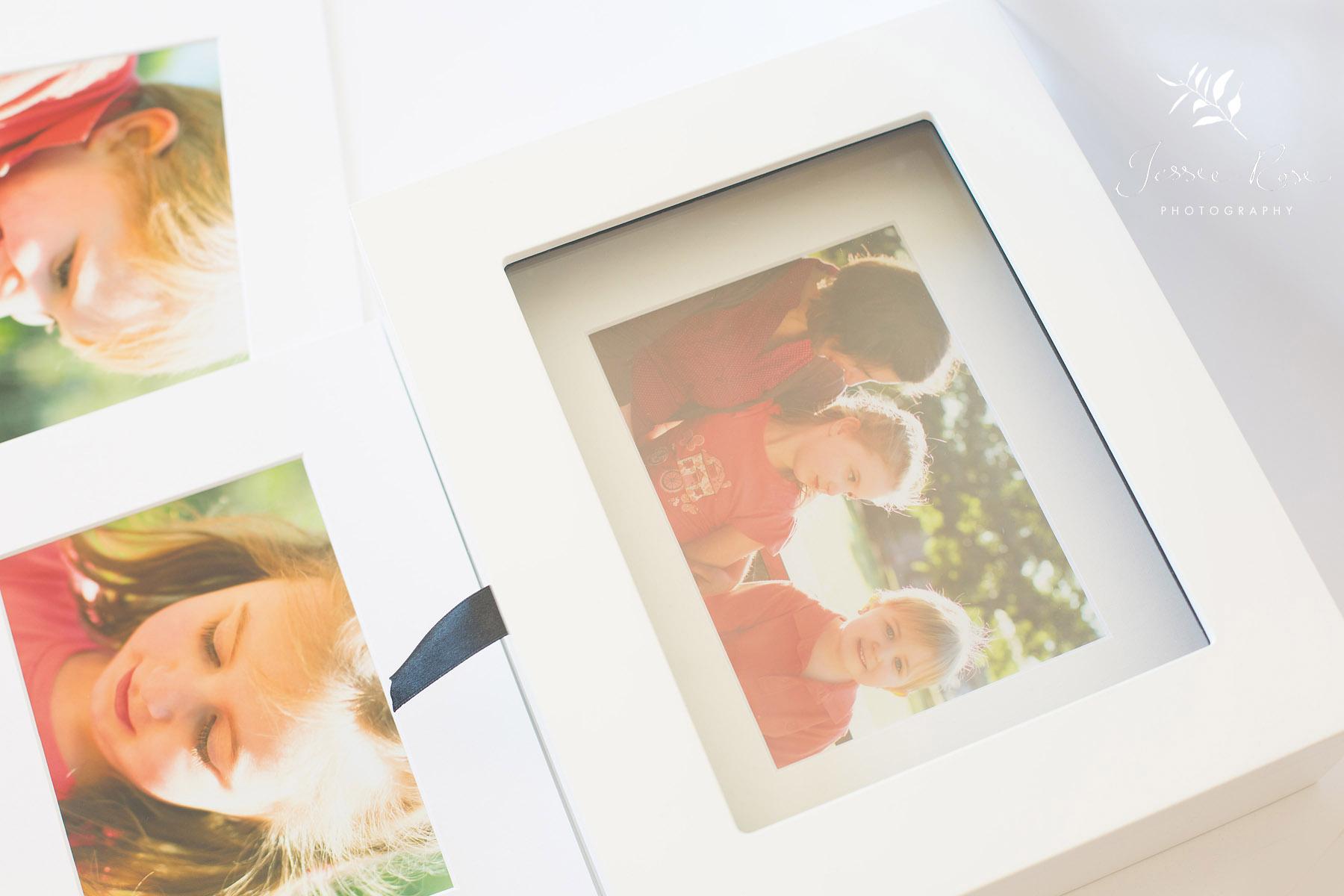 matted-prints-display-box
