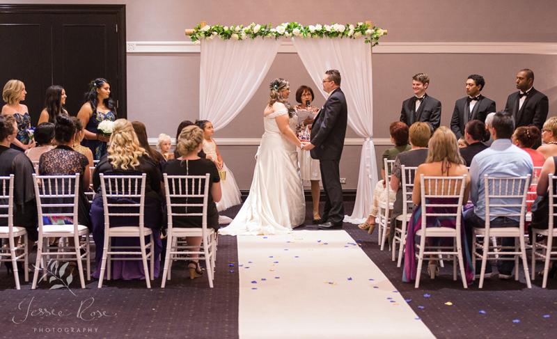 epping-club-wedding-ceremony-blue