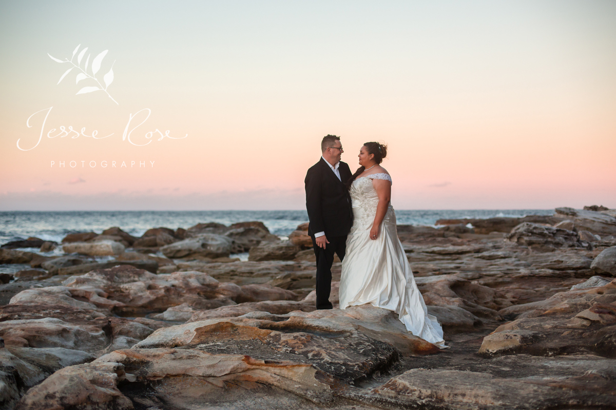 sydney-wedding-photographer-sunset-portrait