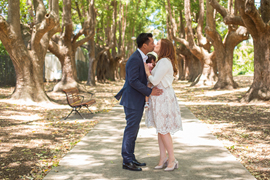 Surprise Wedding in Petersham Park