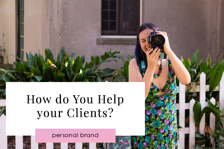 How do you help you clients?